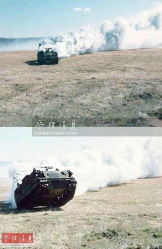 多面手!美魔改M1坦克可控无人机作战