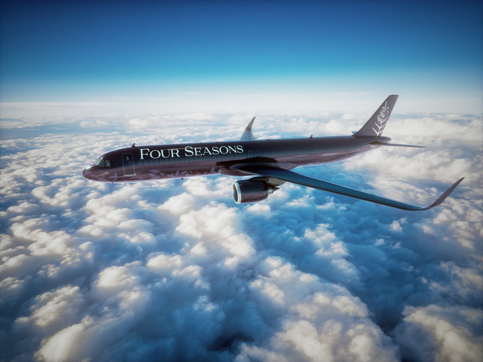 旅行仍在继续:四季酒店2022年全新私人飞机行程发布