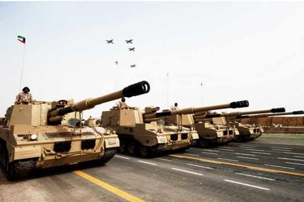 全球军火出口排行榜:美国第一中国总算排第三