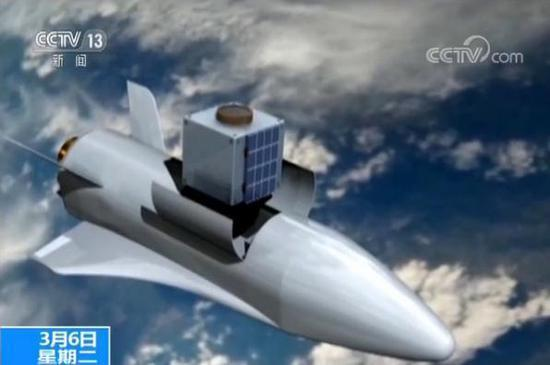 官方证实:中国正研制新一代天地往返飞行器
