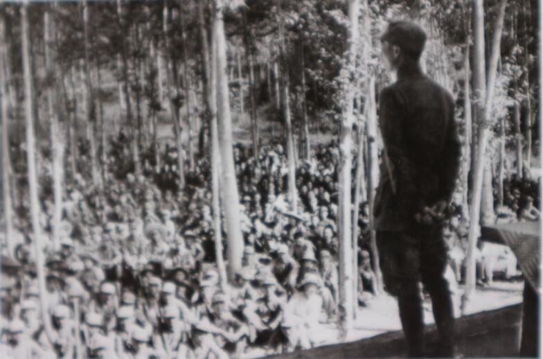 镜头下的延安 还原红军最真实的日常生活