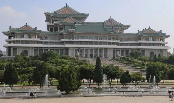 """朝鲜这座最大的终身教育基地 藏着什么""""秘密""""?"""
