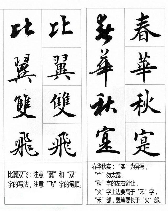 楷书和行书的写法【图文】 - Zwx8818 - Zwx8818