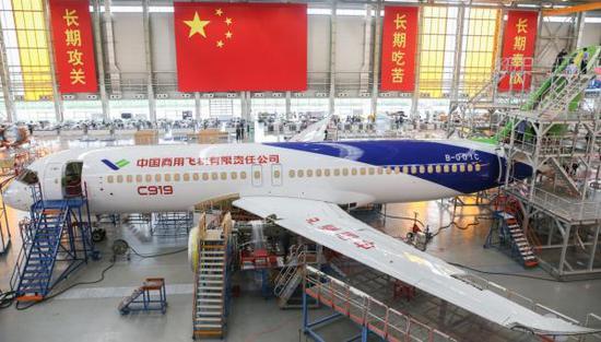 中国商飞再获订单:30架国产大客机C919 20架ARJ21|公司新闻-张家口国特环保工程有限公司