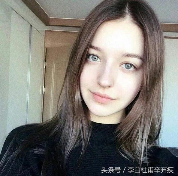 俄罗斯留学生在韩国美出了天际,碾压各个整容