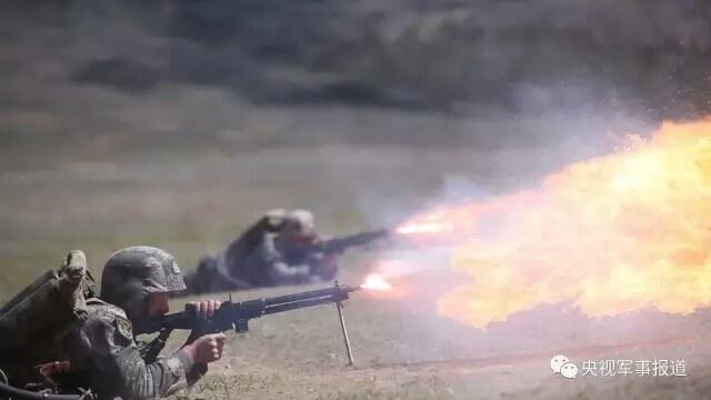 解放军山地旅高原实兵实弹演习 全面锤炼实战能力(图)