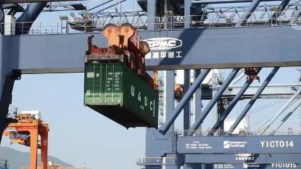 """""""十三五""""期间进口商品综合税率由21.8%降至15.8%"""