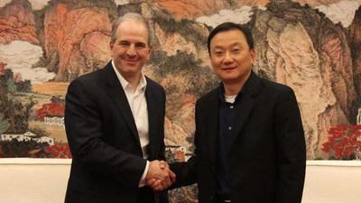PayPal与银联国际签订全球合作伙伴协议,加速推进数字支付发展