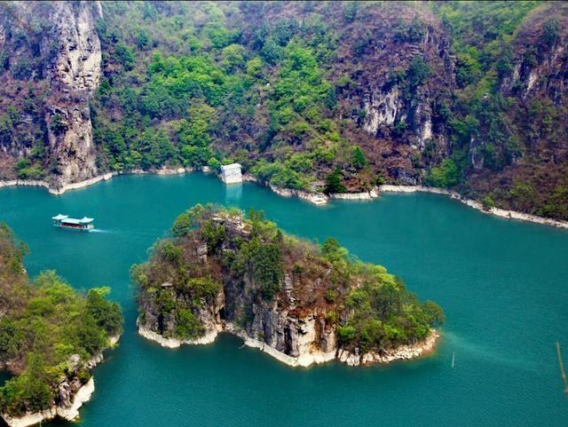 昆明安宁青龙峡,又是一个旅游的胜地!