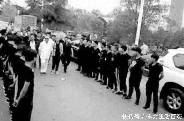 晋城黑老大程三高调出狱,30年被判刑3次,原来