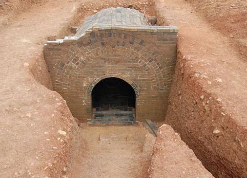 (文摘)  明朝一太监墓被挖开,揭开郑和下西洋谜团,考古专家激动不已 - aihua191 -    aihua191的 博 客