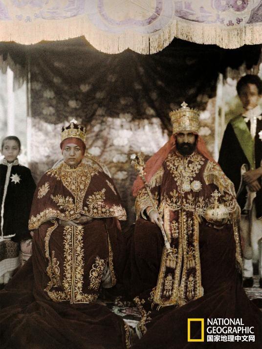 老照片:全球各地皇室大揭秘