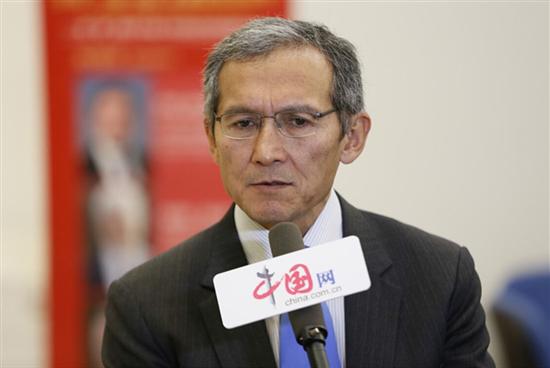 吉尔吉斯斯坦前总理:中国为世界脱贫提供了理想模式|一分快三计划-张家口国特环保工程有限公司